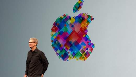 Тім Кук став мільярдером, а ринкова вартість Apple наблизилася до 2 трильйонів доларів