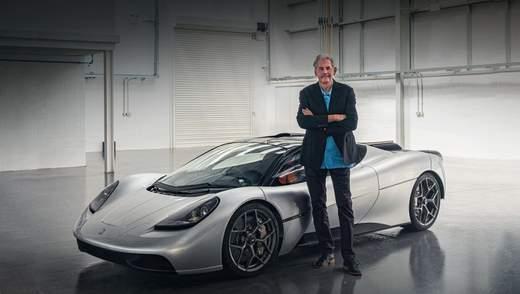 Новый суперкар от легендарного создателя: каким будет авто