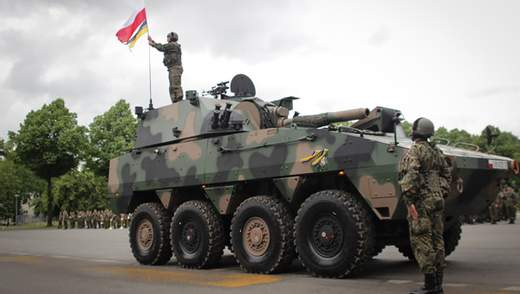 Техніка війни: Польська армія отримає ще 2 роти вітчизняних самохідних мінометів