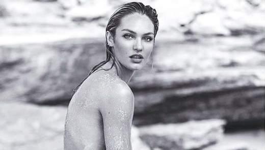 """""""Ангел"""" Victoria's Secret Кендіс Сванепул повністю оголилася перед камерою: гаряче фото"""