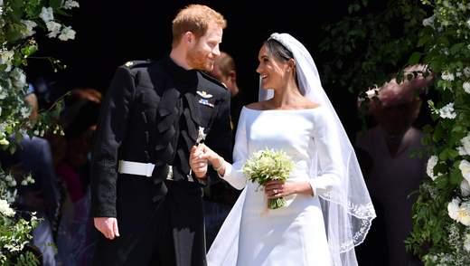 Принц Гарри не мог расслабиться на свадьбе с Меган Маркл: интересные подробности церемонии