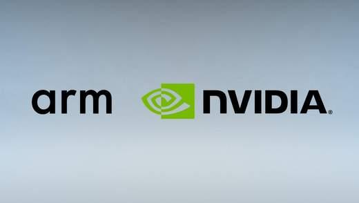 NVIDIA покупает разработчика мобильных процессоров ARM за 40 миллиардов долларов