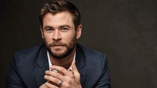 Кріс Гемсворт зізнався, чи планує розпрощатись з роллю Тора і фільмами Marvel