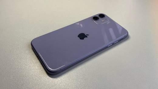 Необхідний для бухгалтерії: комунальники закупили iPhone 11 за бюджетні гроші
