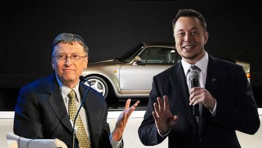 Нічого не розуміє: суперечка між Ілоном Маском та Біллом Гейтсом триває