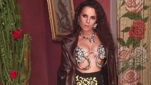 Настя Каменских представила новый альбом: зажигательные латиноамериканские песни
