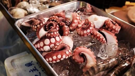 В Китае COVID-19 обнаружили на упаковке морепродуктов из России