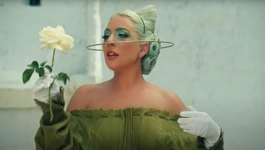 Леді Гага зняла кліп за мотивами фільму легендарного Сергія Параджанова: відео і фото