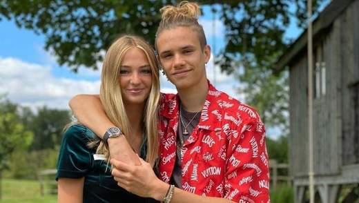 У рекламній кампанії для бренду Вікторії Бекхем знялась дівчина її сина: чарівні фото