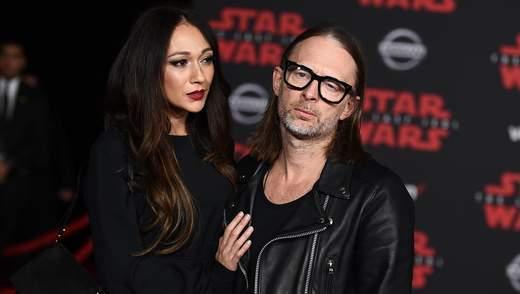 Лидер группы Radiohead Том Йорк женился: волшебные фото