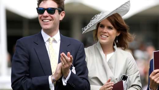 Принцеса Євгенія і її чоловік Джек Бруксбенк вперше стануть батьками