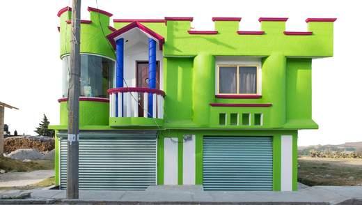 Свободная архитектура: странные надстройки и стихийные перепланировки домов из Мексики – фото