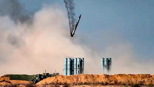 """""""Йо* твою мать"""": россияне неудачно запустили ракету С-400 и едва не убили своих военных – видео"""