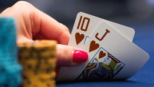 """""""Дрова"""" в покере: флеш-дро"""