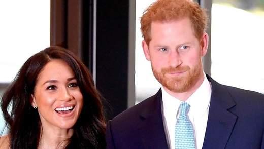 На зміну Кардашян: принц Гаррі та Меган Маркл покажуть своє життя в реаліті-шоу