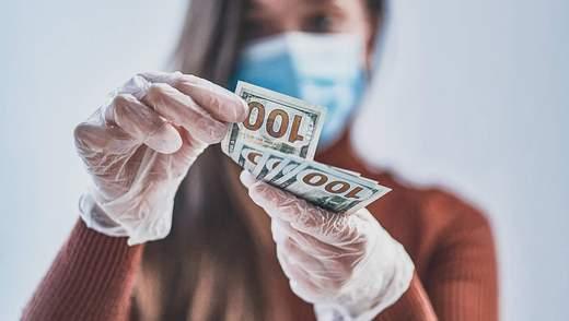 Брудні гроші: які бактерії живуть на поверхні банкнот та чим це небезпечно