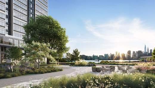 Як виглядатиме найбільший житловий комплекс Нью-Йорка з бюджетним житлом: фото проєкту