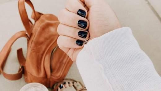Мода на короткие ногти: 7 главных трендов осеннего маникюра