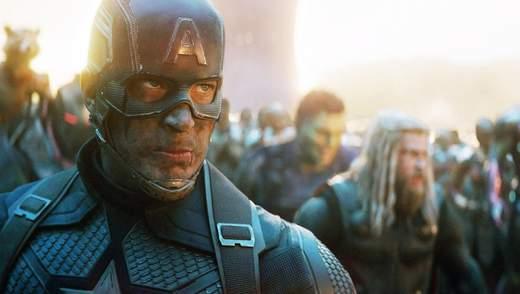 """У мережі показали, якою мала бути битва Капітана Америки і Таноса у """"Месниках"""": фото"""