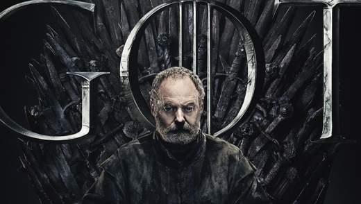 """Актор Ліам Каннінгем заявив, що Давоса у """"Гру престолів"""" хотіли зробити збоченцем"""