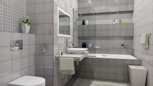 Глянцевая или матовая: какую плитку выбрать для ванной