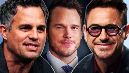 Супергерої не тільки у фільмах: чому зірки Marvel стали на захист актора Кріса Пратта