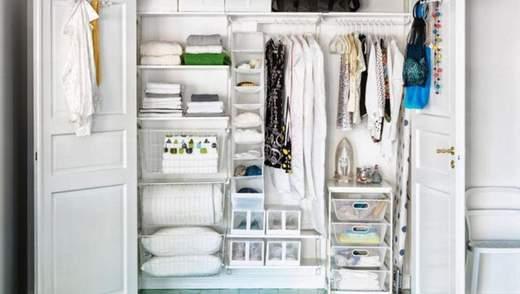 Как эргономично хранить вещи в квартире: лайфхаки