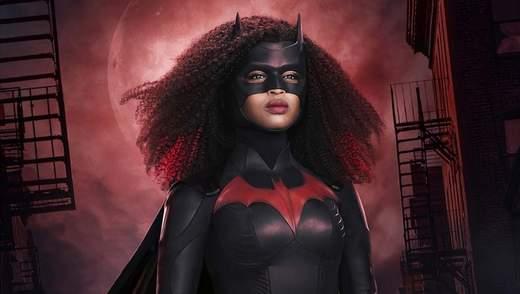 Як виглядатиме нова супергероїня Бетвумен: неймовірні перші фото