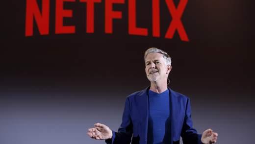 Не бійтеся звільняти навіть надосвідченіших працівників: співзасновник Netflix Рід Гастінгс