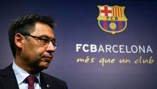 """Бартомеу подав у відставку з поста президента """"Барселони"""": що відомо про причини"""