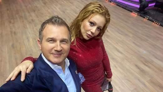 """14 лет назад на """"Танцах со звездами"""": Юрий Горбунов покорил архивным фото с Тиной Кароль"""