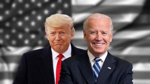 Скандали та компромати: як триває передвиборча кампанія кандидатів у президенти США