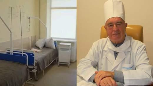 Семейный бизнес: как винницкие госпитале вместо ветеранов лечат криминальных авторитетов