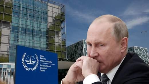 Прятки под ширмами: Гаага может посадить Путина и граждан России за международные преступления
