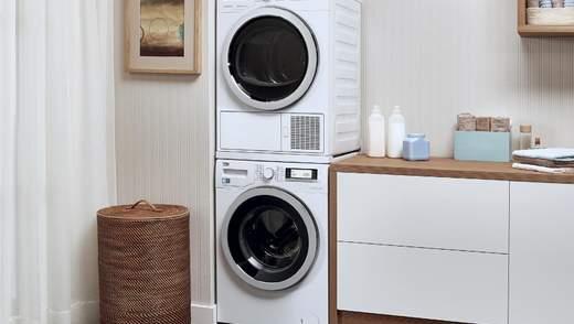 Нюанси розміщення пральної машини: що слід врахувати