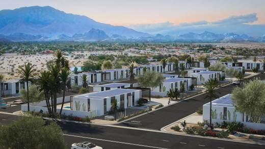 Майбутнє вже близько: у пустелі в США з'явиться район з будинками із 3D-принтера