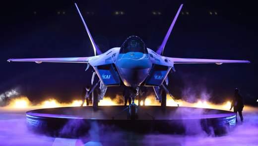 Первый истребитель KF-21 Boramae презентовали миру – Техника войны
