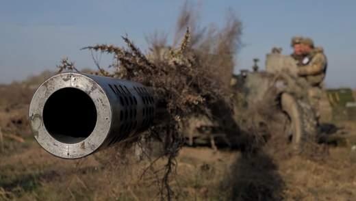 """Артилеристи випробували постріли УОФ12 до гармати МТ-12 """"Рапіра"""" – Техніка війни"""