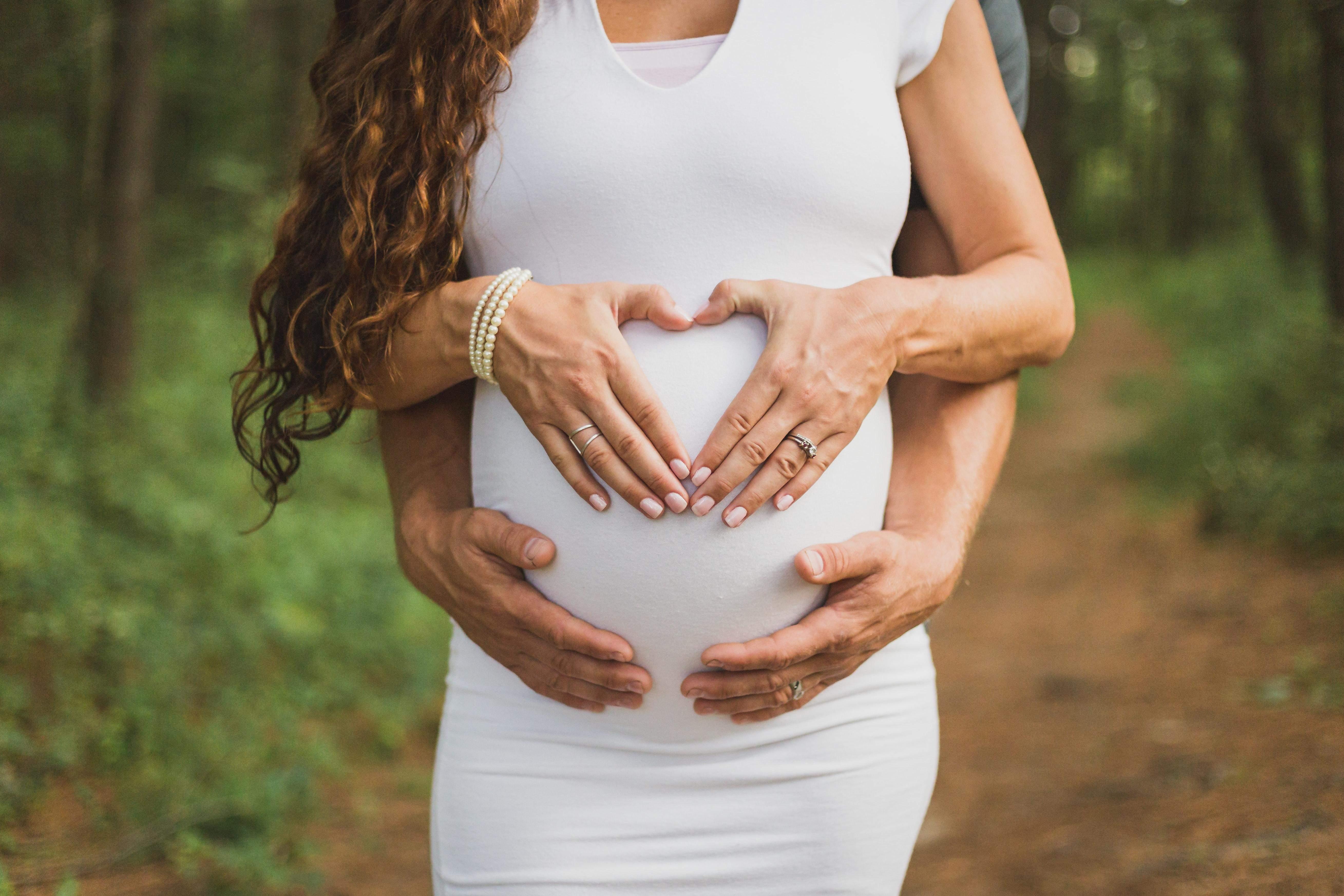 сім'я пологи вагітність