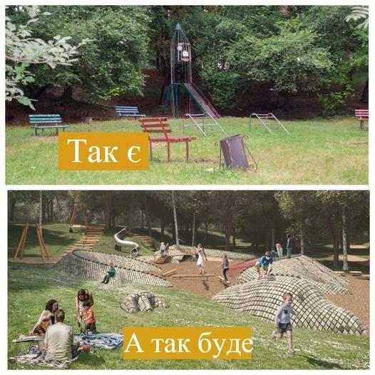 У Львові виділили 80 мільйонів гривень на реконструкцію парків