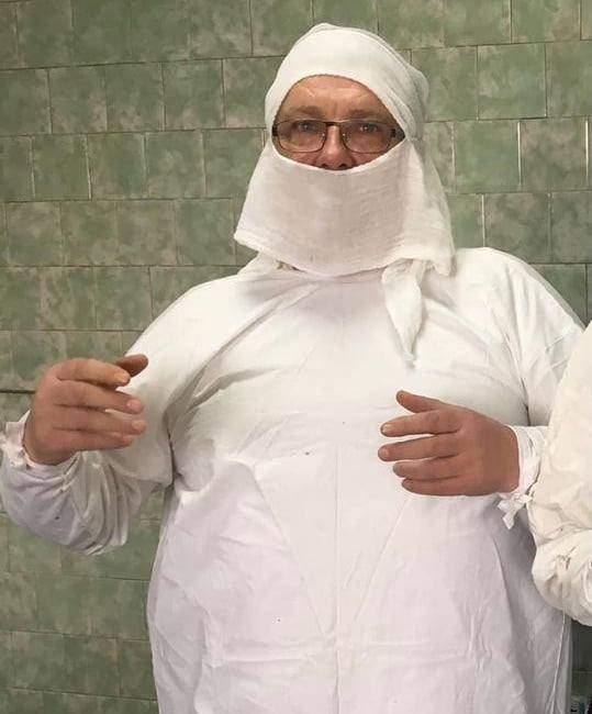 Помер Андрій Львович Хірург Втрати Дніпро
