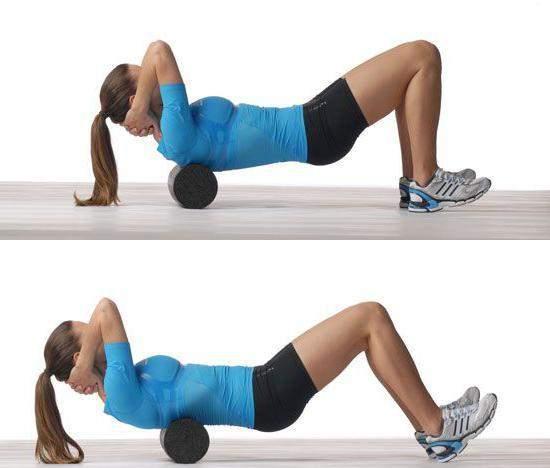 Існує чимало справ для розслаблення м'язів спини