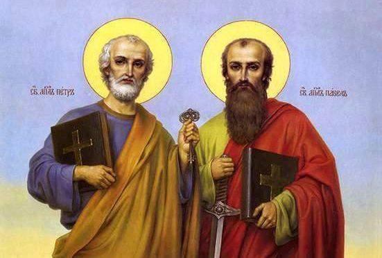 Які існують традиції на свято Петра і Павла