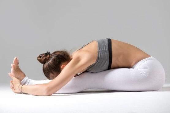 Еще одно упражнение, полезное для спины и мышц живота
