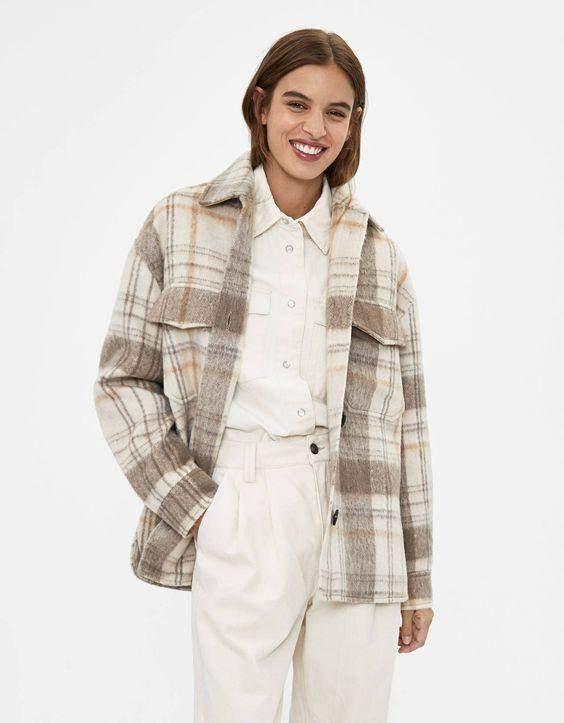 Шакет – гібрид сорочки та жакету
