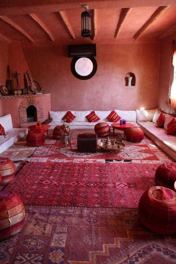 Кімната в марокканському стилі