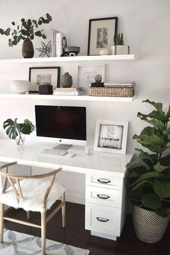 Як правильно організувати домашній кабінет