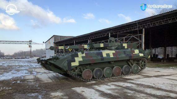 Модернізовані танки