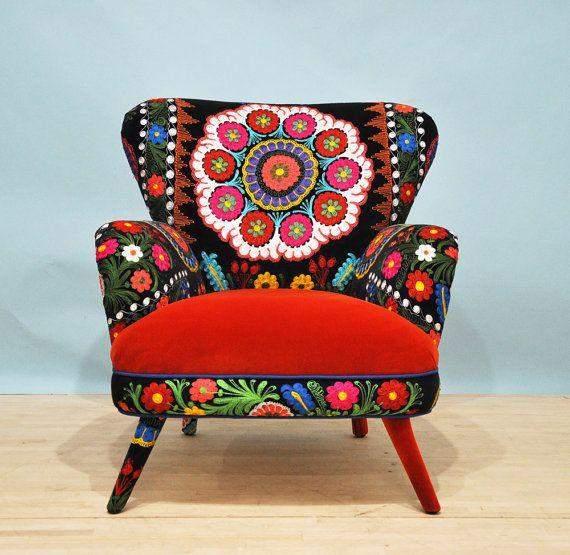 Крісло в стилі