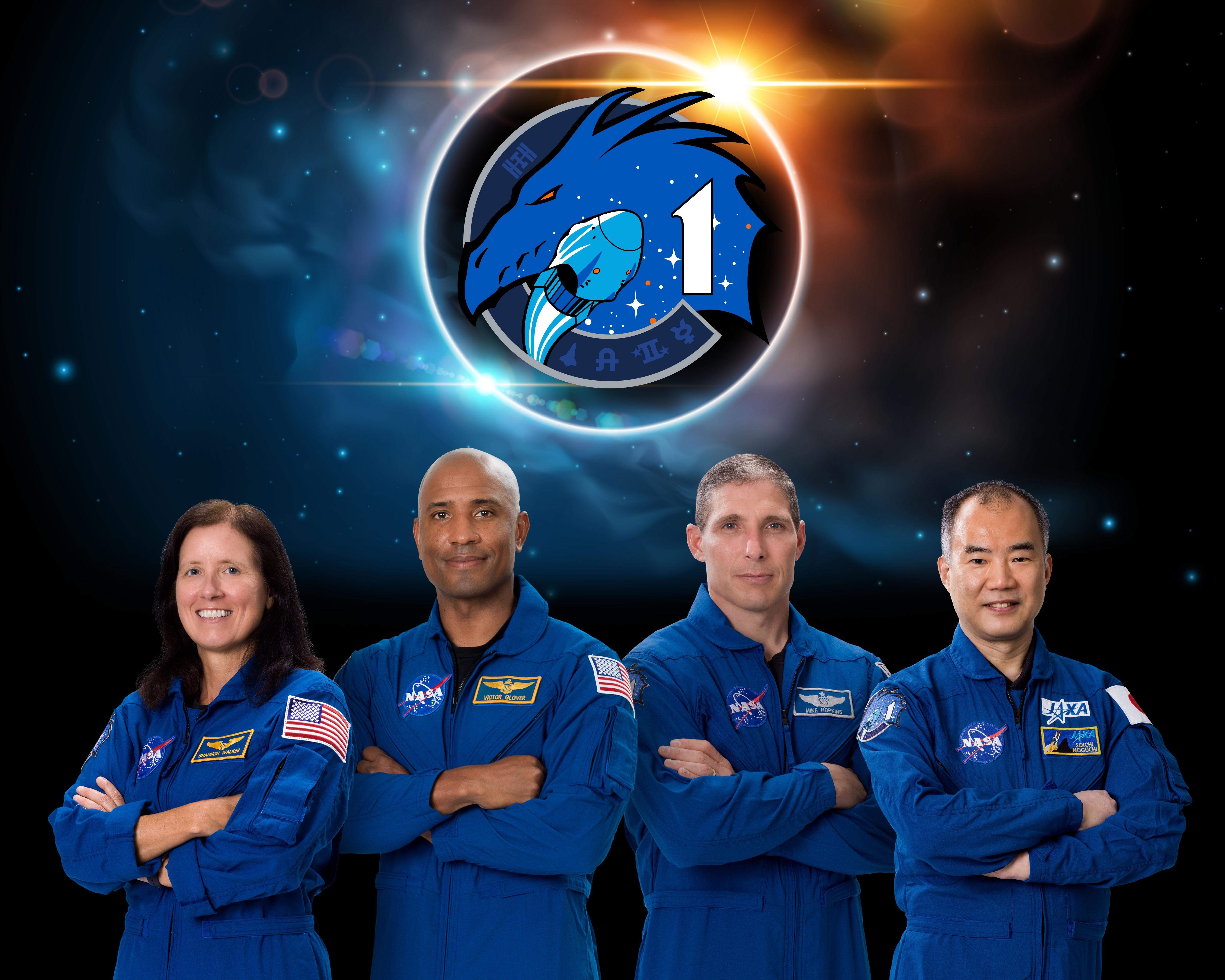 Екіпаж Crew-1